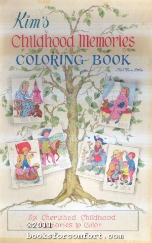 Kims Childhood Memories Coloring Book by Red Farm Studio: Red Farm ...