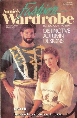 Annies Fashion Wardrobe Knit & Crochet Patterns: Anita Potter Gentry,