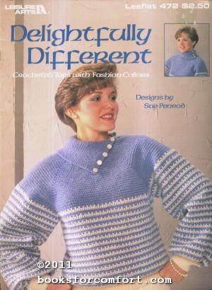 Delightfully Different Leaflet 472: Sue Penrod