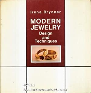 Modern Jewelry, Design and Techniques: Irena Brynner