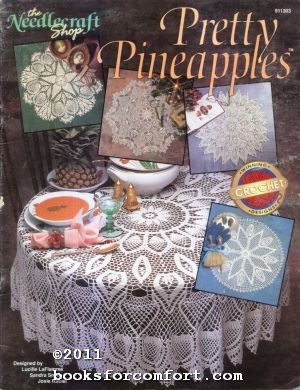 Pretty Pineapples Book 911303: Lucille LaFlamme