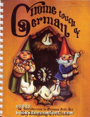 Gnome Touch of German: Jan McCraw
