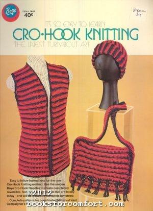 Cro-Hook Knitting 7695: Boye Needle Co