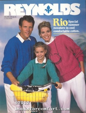 Rio Volume 270 Special Summer Sweaters in: Reynolds Yarns Inc