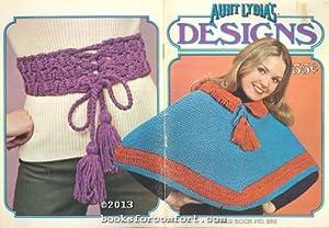 Aunt Lydias Designs Star Book No 236: American Thread Co