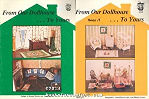 From Our Dollhouse. . .To Yours, Book: Jeanne Bowers