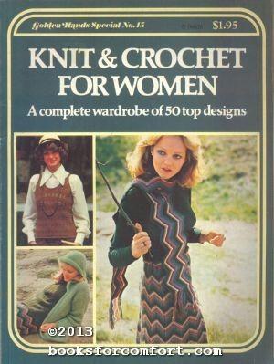 Golden Hands Special No 15 Knit &: Pam Dawson