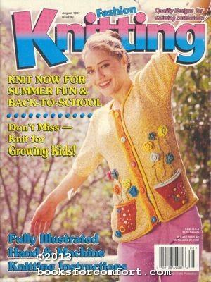 Fashion Knitting No 90 August 1997: Sally V Klein,