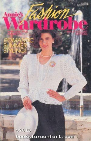 Annies Fashion Wardrobe Knit & Crochet Patterns: Deborah Hamburg, Editorial