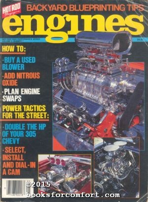 Engines (5093-7) Hot Rod High Performance Series: Don Evans, Editorial