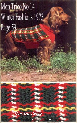 Mon Tricot Crochet and Knitting No 14: Cie des Editions