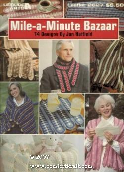 Mile-a-Minute Bazaar Leaflet 2494: Jan Hatfield