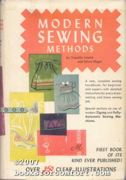 Modern Sewing Methods in Three Parts: Drucella Lowrie