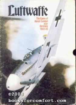 Luftwaffe The Game of Aerial Combat over Germany 1943-45: Avalon Hill