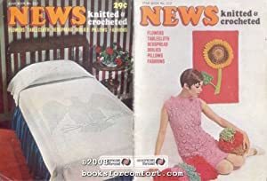 News knitted & crocheted, Star Book 212: American Thread Co