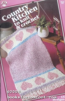 Country Kitchen to Knit & Crochet: Sue Penrod