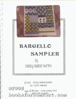 Bargello Sampler: Nancy Noland Kurten