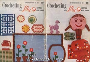 Crocheting with Lily Cotton Rug Yarn, Lily: Lily Mills Company