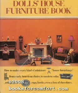 Joan McElroy¦s Dolls¦ House Furniture Book: Joan McElroy