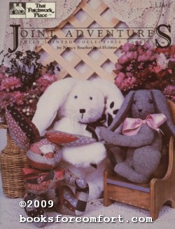 Joint Adventures, Fully Jointed Collectible Rabbits: Nancy Southerland-Holmes