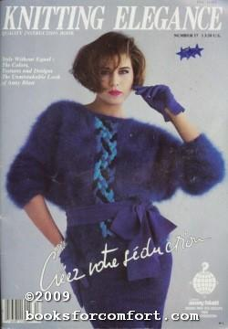 Knitting Elegance Quality Instruction Book Number 17: Laines Anny Blatt