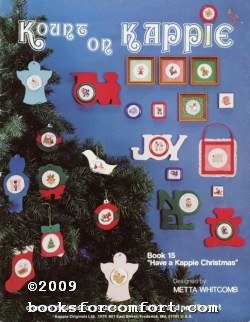 Have a Kappie Christmas Book 15: Metta Whitcomb