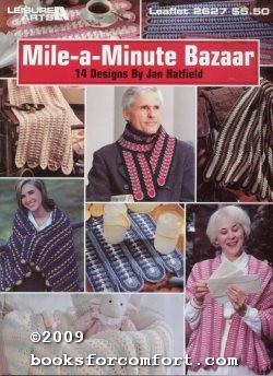 Mile-a-Minute Bazaar Leaflet 2627: Jan Hatfield