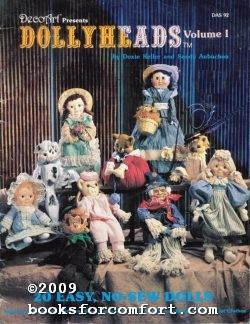 DecoArt Present Dollyheads Volume I: Doxie Keller