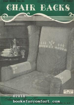 Chair Backs, Star Book 46: American Thread Co