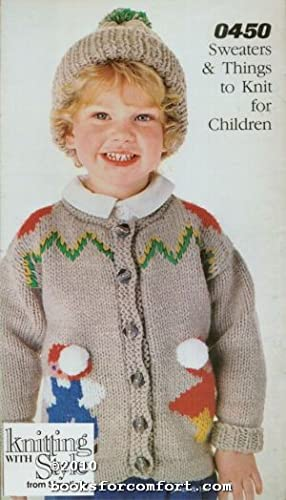 Sweaters & Things to Knit for Children: Simplicity