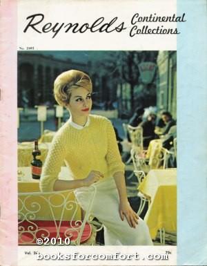 Reynolds Continental Collections Vol 24: Reynolds Yarns Inc