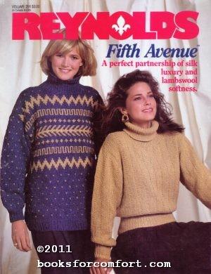 Reynolds Fifth Avenue Volume 291: Reynolds Yarns Inc