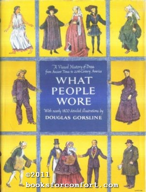 What People Wore: Douglas Gorsline