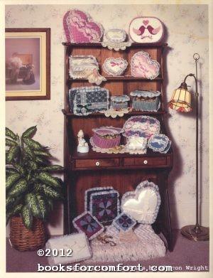 Fabulous Fabric Boxes: Sharon Wright
