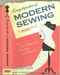 Encyclopedia of Modern Sewing, a WISE book: Frances Blondin