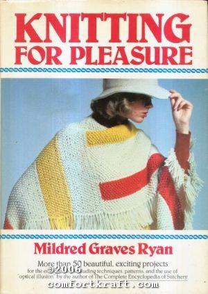 Knitting For Pleasure: Mildred Graves Ryan