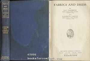 Fabrics and Dress: Lucy Rathbone