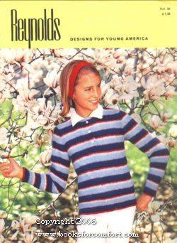 Designs for Young America Volume 50: Reynolds Yarns Inc
