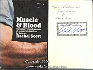 Muscle & Blood: The massive, hidden agony of industrial slaughter in America: Rachel Scott
