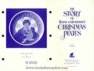 The Story of Royal Copenhagen Christmas Plates: Pat Owen
