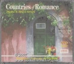 Countries of Romance, France-Italy-Spain: EMME Interactive