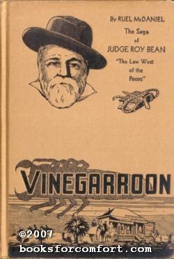 Vinegarroon: Ruel McDaniel