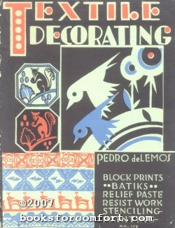 Textile Decorating: Pedro deLemos