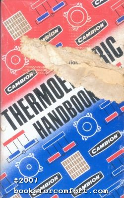 The Cambion Thermoelectric Handbook: Gordon S Bird Jr