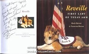 Reveille, First Lady of Texas A&M: Rusty & Vannessa Burson