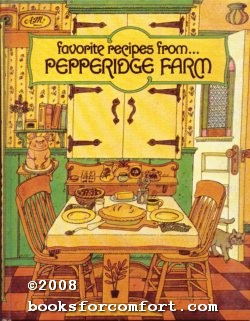 Favorite Recipes from Pepperidge Farm: Mary McGrath