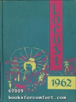 Locust 1962, East Texas State College Yearbook: Lynda Mercer Atha, Editor