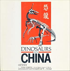 Dinosaurs from China PLUS Digging Up Dinosaurs, An education pack (2 sets), 3 Books: Professor Dong...