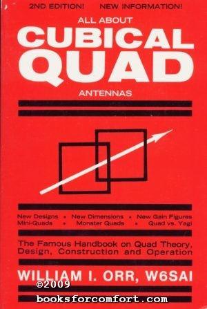 All About Cubical Quad Antennas: William I Orr W6SAI