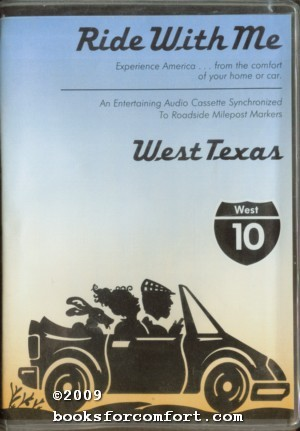 Ride With Me: West Texas, 2 Audio Cassettes: Doc and Helen Ball